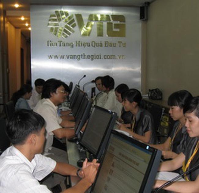 Các công ty không được triển khai việc tổ chức giao dịch sản phẩm đầu tư chỉ số VN-Index