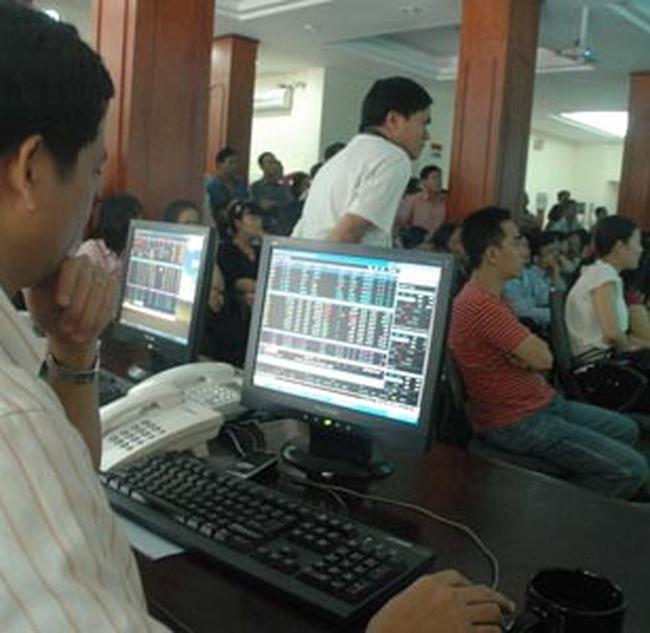 Thị trường chứng khoán đầu 2010: Không phải lúc sợ hãi