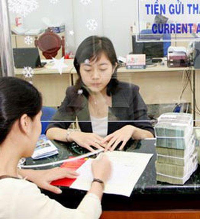 Ngân hàng phải báo cáo về tín dụng và huy động, cho vay vốn bằng vàng