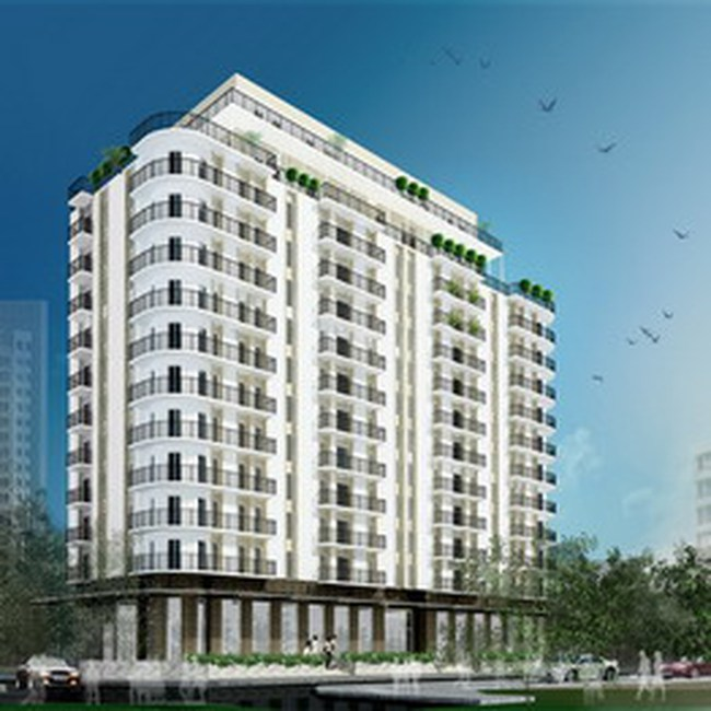 TP HCM: 4.000 USD/m2 căn hộ Dự án Saigon Pavillon