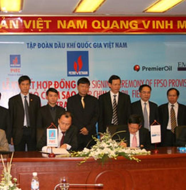 PVFC ký kết thoả thuận thu xếp và đồng tài trợ vốn trị giá 252 triệu USD