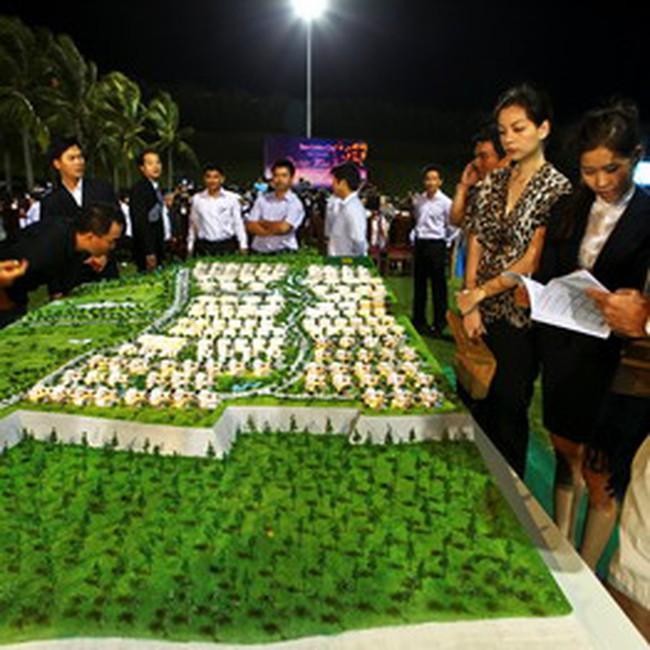 Đất nền biệt thự Dự án Royal Hill có giá từ 8,8 triệu đồng/m2