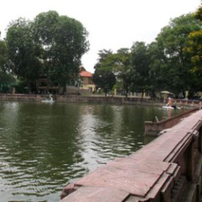 Công viên Thủ Lệ có qui hoạch chi tiết mới