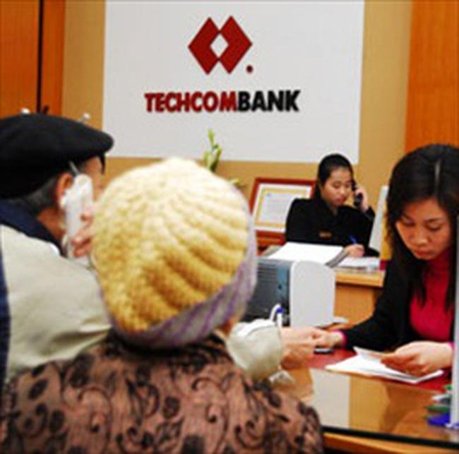 Năm 2009 Techcombank đạt 2.250 tỷ đồng lợi nhuận