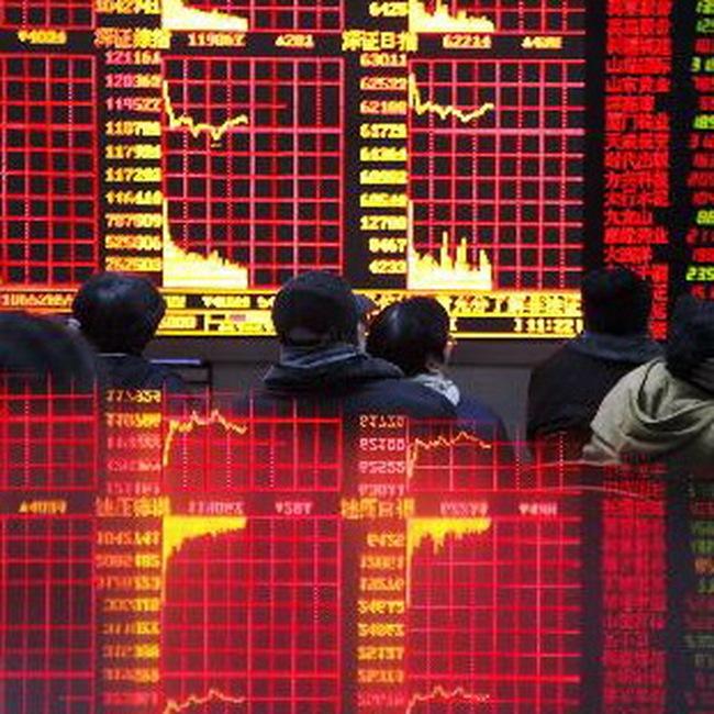 Thị trường chứng khoán Thượng Hải đứng đầu châu Á về giá trị giao dịch