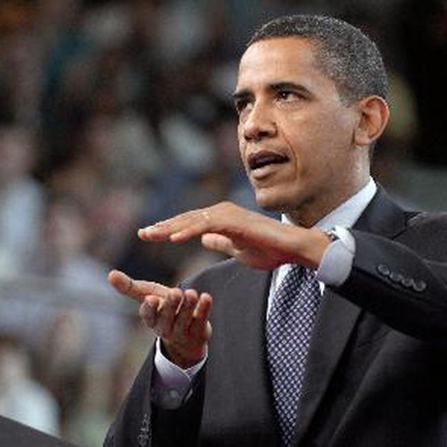 """Tổng thống Obama """"đòi nợ"""" ngân hàng"""