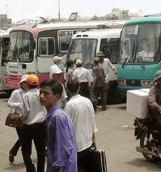 Hà Nội: Đồng loạt tăng giá vé xe khách