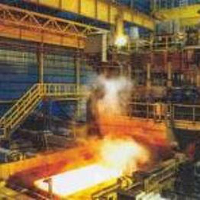 Chạy thử nhà máy cán thép nóng, thép tấm Cái Lân