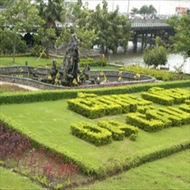 Năm 2010, TP.HCM sẽ xây mới nhiều công viên