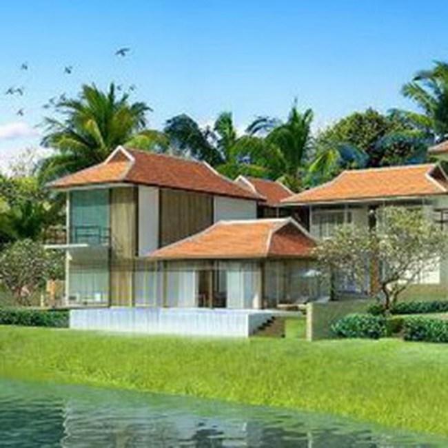 CTD: Ký hợp đồng thầu xây dựng Dự án The Ocean Villas hơn 360 tỷ đồng