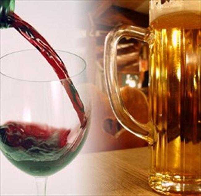 Rượu, bia bắt đầu chịu thuế tiêu thụ đặc biệt 45%
