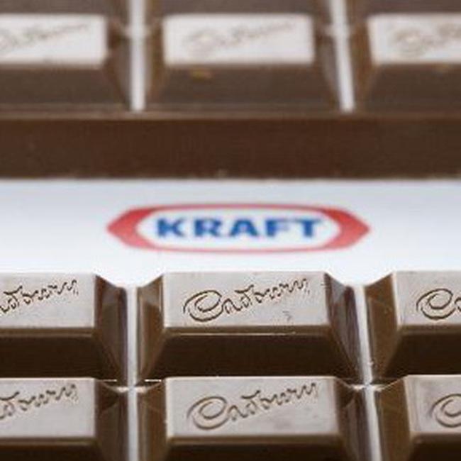 Tập đoàn bánh kẹo lớn nhất thế giới hình thành