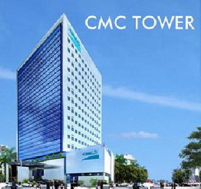 CMC khởi công công trình hạ tầng mạng viễn thông