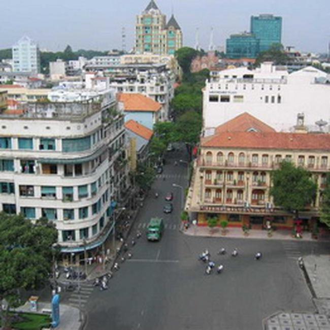 Điều chỉnh Bảng giá đất đô thị tại các quận 4, 7, 8 và huyện Hóc Môn