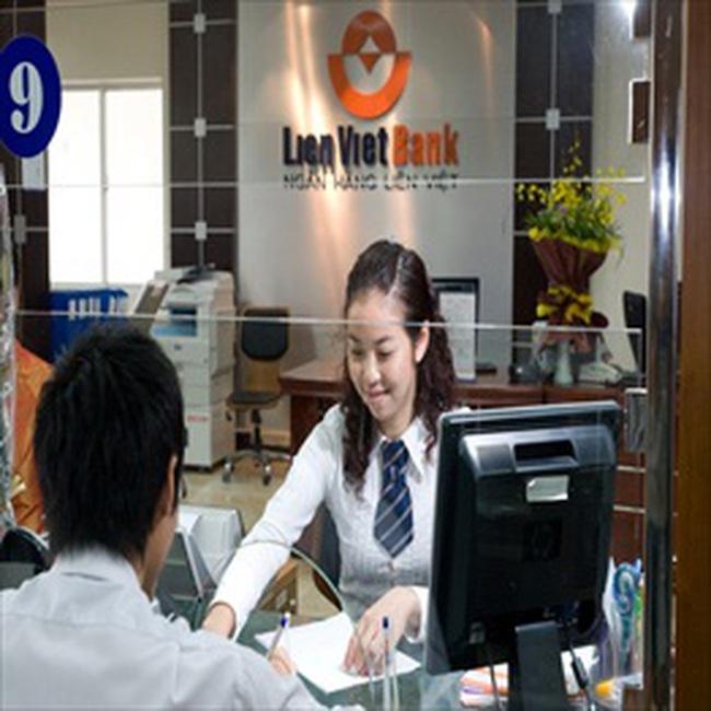 Năm 2009, LienVietBank vượt 16% kế hoạch lợi nhuận