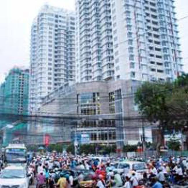 TP.HCM: Dành đất nhiều hơn để xây bãi đậu xe