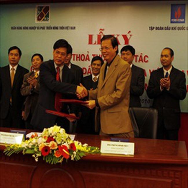 PVN hợp tác với Agribank