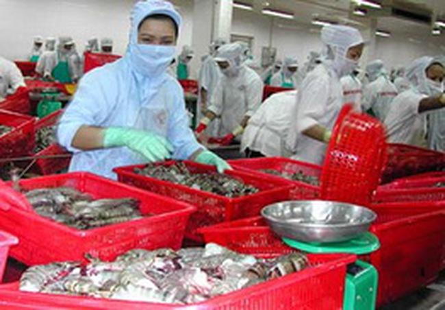 Xuất khẩu thuỷ sản đạt 4,25 tỷ USD trong năm 2009