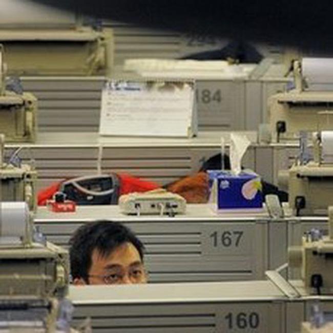 Thị trường châu Á có tuần giảm điểm sâu nhất trong 10 tháng