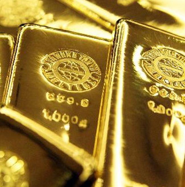 Giá vàng hồi phục