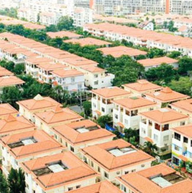 Thông tin thị trường bất động sản bị nhiễu