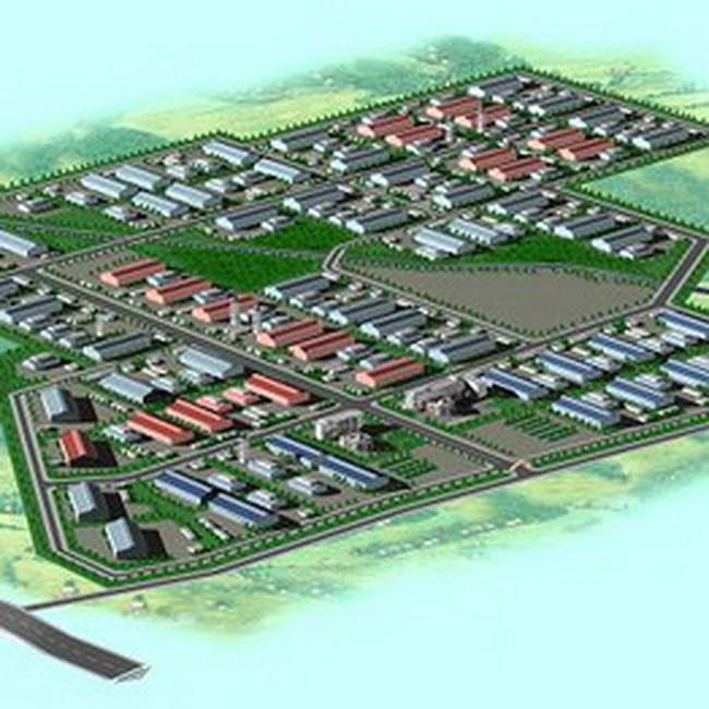 SHN, STP và CTCP Phát triển TM Thái Nguyên hợp tác đầu tư KCN trị giá 700 tỷ đồng
