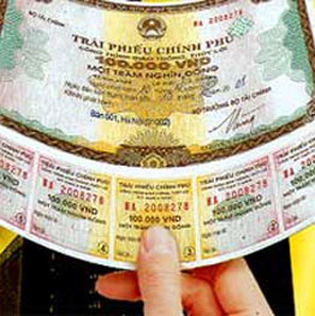 Hôm nay, Việt Nam dự định chào bán trái phiếu với lợi suất từ 6,95% đến 7%