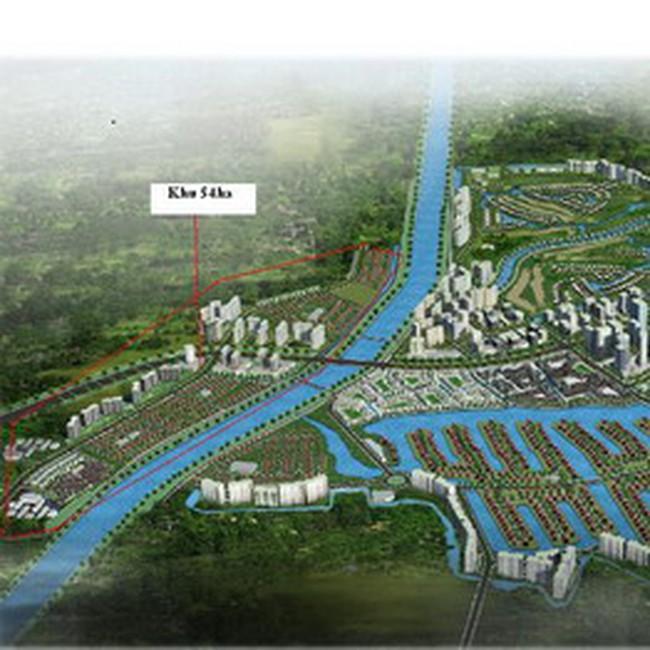 VC1: Thầu thi công nhà biệt thự đợt 1 dự án Ecopark