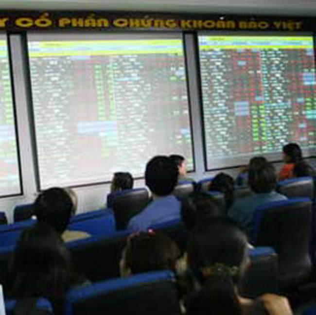 BVS: Quý 4/2009 lỗ hơn 21 tỷ đồng, cả năm lãi 186 tỷ đồng