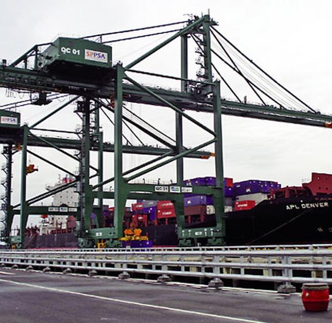 TP. Hồ Chí Minh: Khánh thành cảng Container Lotus