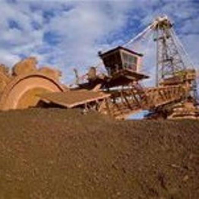 Giá quặng sắt dự kiến sẽ tăng 30% trong năm nay