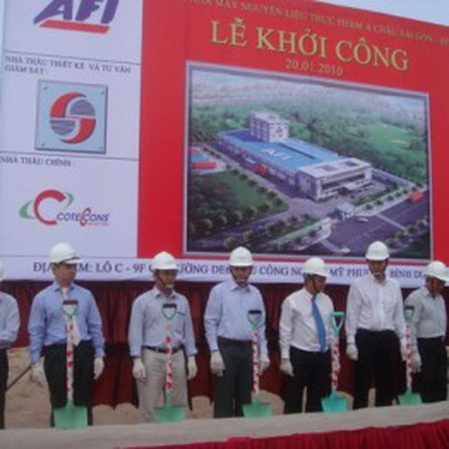 CTD: Giá trị hợp đồng các dự án đã ký thực hiện từ năm 2010 là 3.481 tỷ đồng