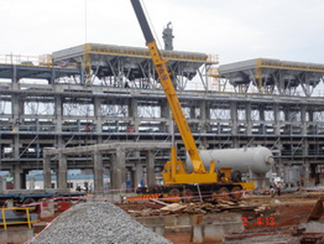 PET: Nhà máy Polyropylene Dung Quất dự kiến chạy thử vào tháng 2/2010
