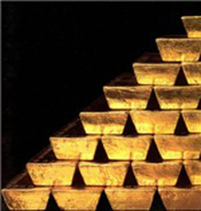 Vàng trong nước chạm mức 26,4 triệu đồng/lượng