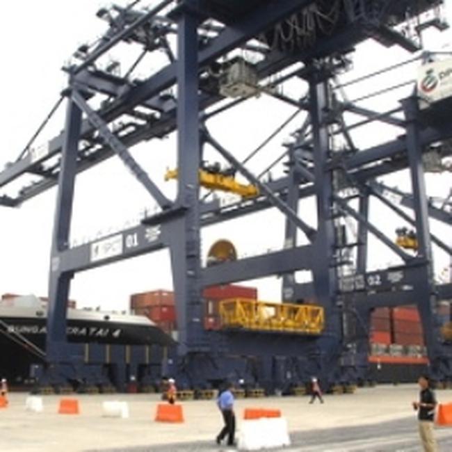 Khánh thành cảng container Trung tâm Sài Gòn