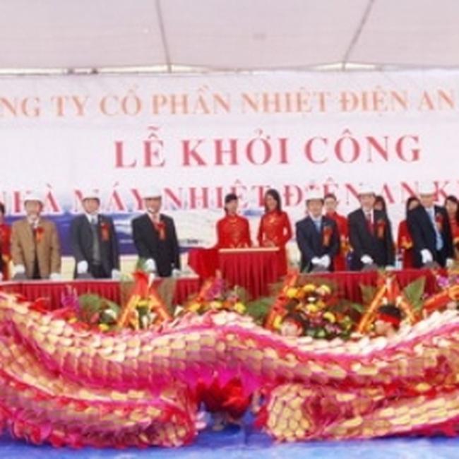 3.000 tỷ đồng xây nhà máy nhiệt điện An Khánh