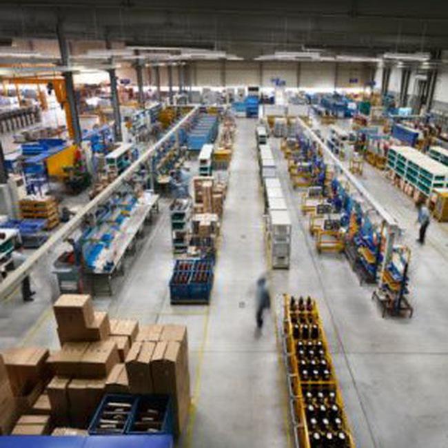 Sản xuất toàn châu Á tăng trưởng mạnh trong tháng 1/2010