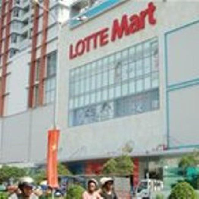 Sắp mở cửa Lotte Mart thứ hai tại TPHCM