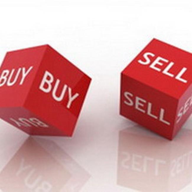 """""""Nội"""" lưỡng lự, """"ngoại"""" đẩy mạnh mua bluechips, VN-Index vượt ngưỡng 490 điểm"""