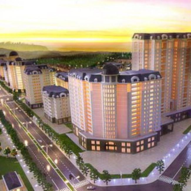 VC6: Xây dựng chung cư 17 tầng tại Khu đô thị mới Phùng Khoang