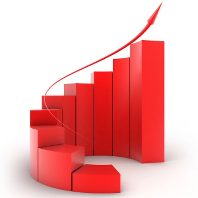 Vn-Index tăng phiên thứ 4 liên tiếp lên 495 điểm, giá trị giao dịch tăng hơn 10%