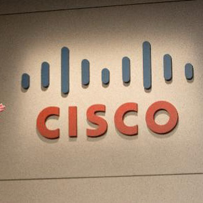 Cisco công bố lợi nhuận vượt dự báo của giới chuyên gia