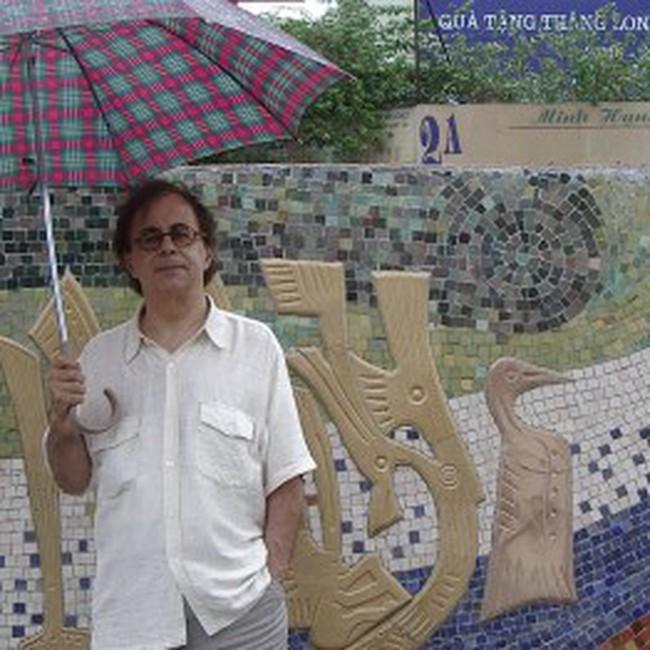 """Hà Nội: Khánh thành 3.000m """"con đường gốm sứ"""""""