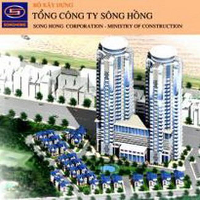 Năm 2010 TCT Sông Hồng khởi công thêm nhiều dự án mới