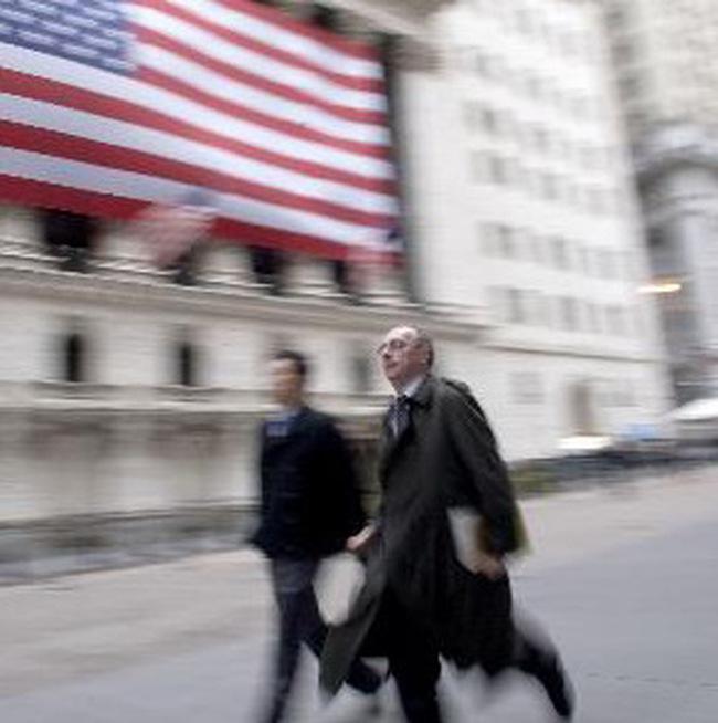 Chỉ số đo bất ổn trên thị trường chứng khoán Mỹ nhảy vọt