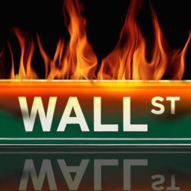 Dow Jones giảm sâu nhất trong 7 tháng