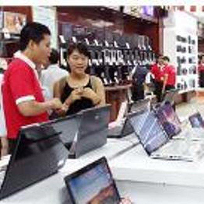 Thị trường bán lẻ sản phẩm CNTT 2009: Tăng trưởng vượt dự báo