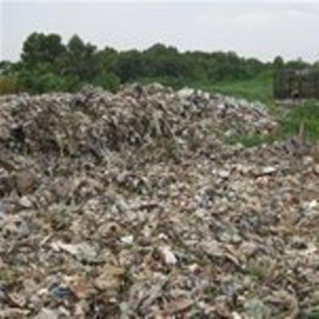 Long An: Xây dựng nhà máy xử lý rác công nghệ cao vốn 300 tỷ đồng