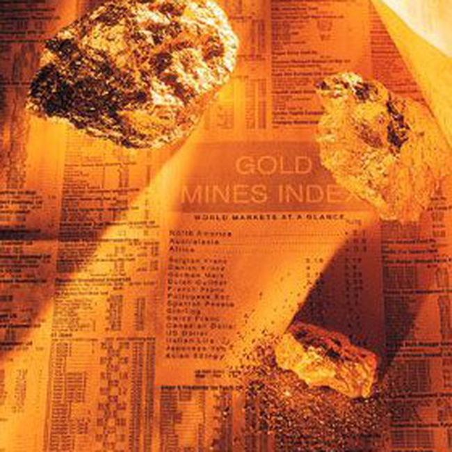 Giá vàng có thể về 800USD/ounce