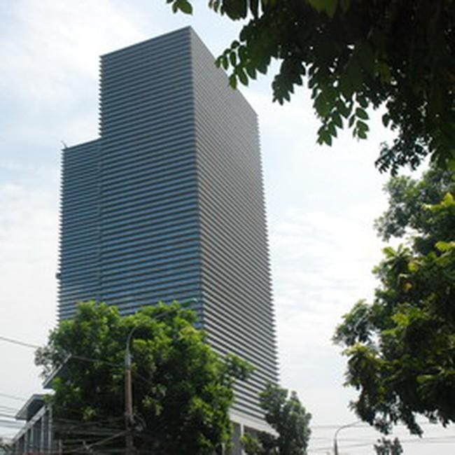 Giá thuê văn phòng hạng A còn giảm tiếp trong năm 2010
